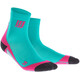 cep Dynamic+ Running Socks Women pink/turquoise